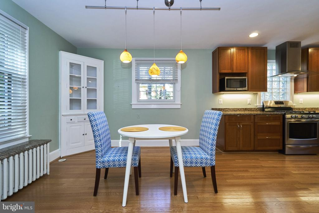 Dining Room off Kitchen - 1901 N GLEBE RD, ARLINGTON