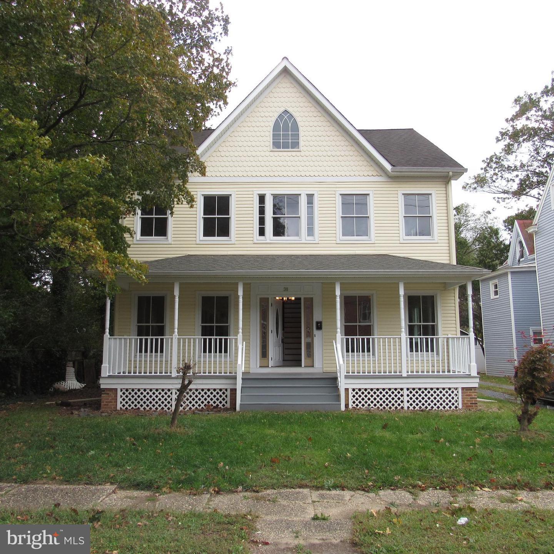 Single Family Homes per Vendita alle ore Beverly, New Jersey 08010 Stati Uniti