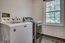 Laundry room. - 6132 POBURN LANDING CT, BURKE