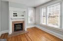 Second Bedroom - 1667 MONROE ST NW, WASHINGTON