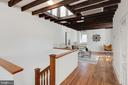 Loft Area can be used as Living or Owner Suite - 1667 MONROE ST NW, WASHINGTON