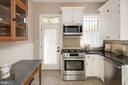 Kitchen - 1667 MONROE ST NW, WASHINGTON