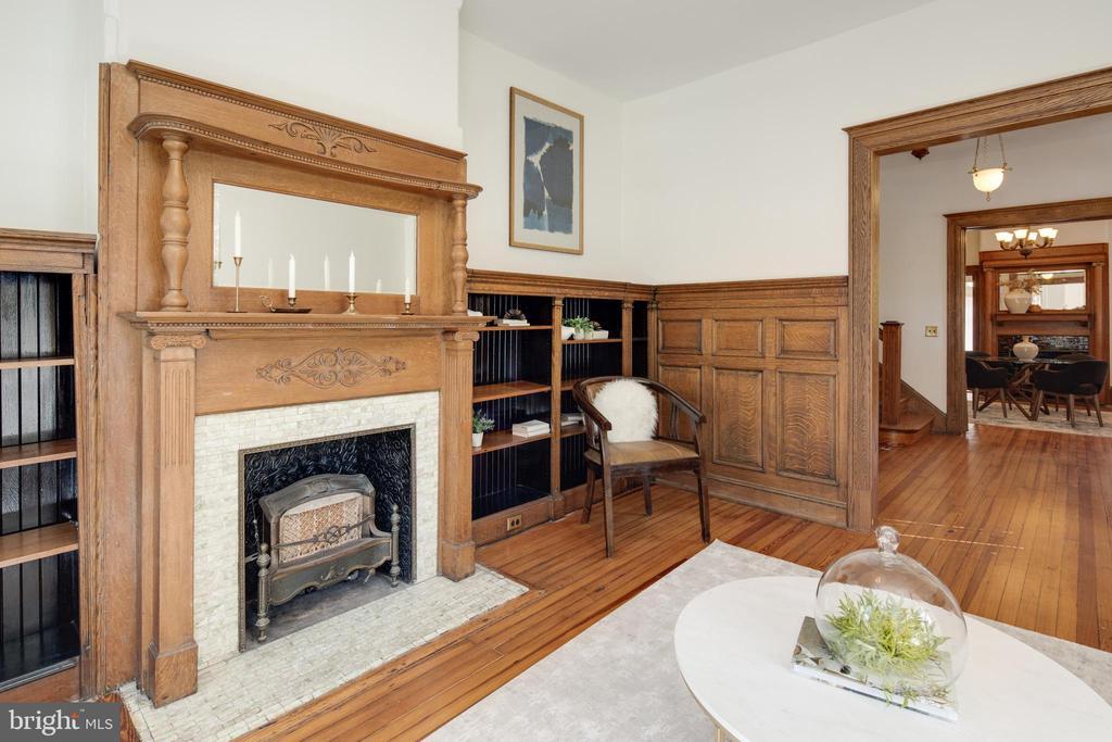 Living Room - 1667 MONROE ST NW, WASHINGTON