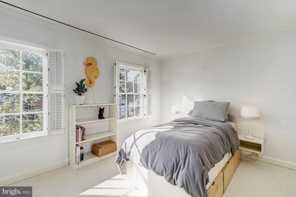 Second Bedroom - 1355 28TH ST NW, WASHINGTON