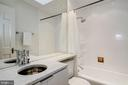 OfficeThird Full Bath - 1355 28TH ST NW, WASHINGTON