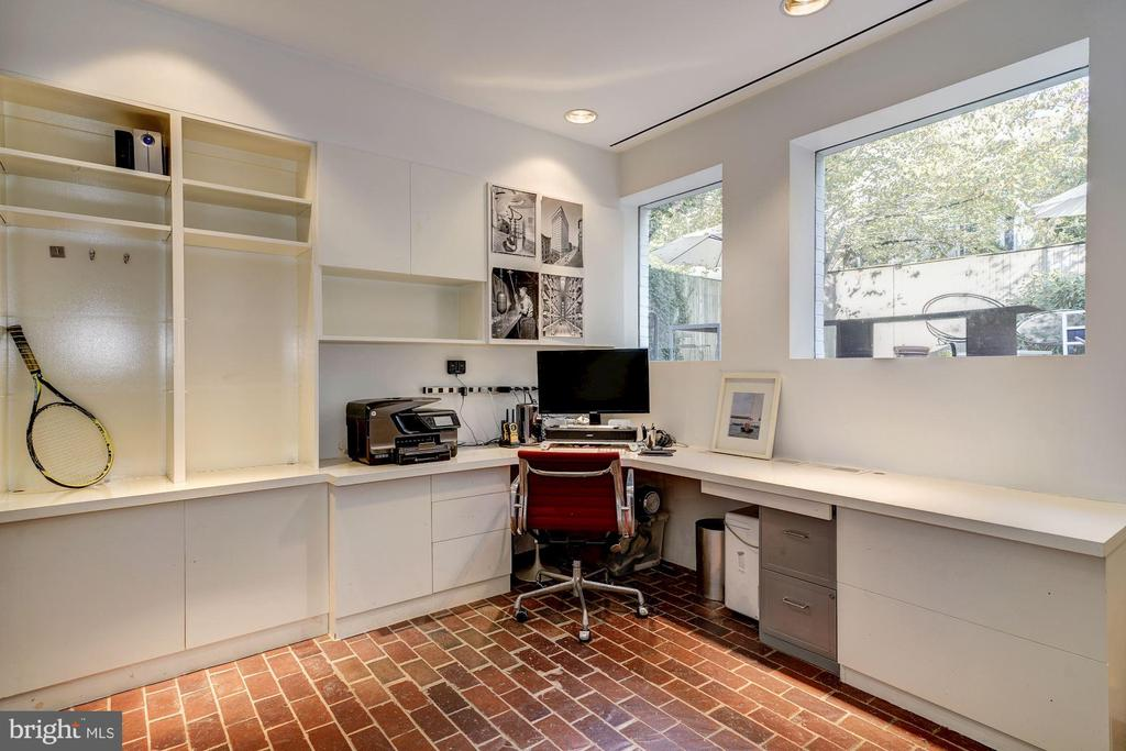 Office/Fourth Bedroom - 1355 28TH ST NW, WASHINGTON