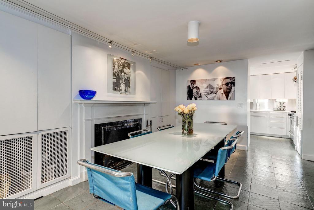Dining Room - 1355 28TH ST NW, WASHINGTON
