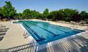 Community Pool. - 18229 CYPRESS POINT TER, LEESBURG