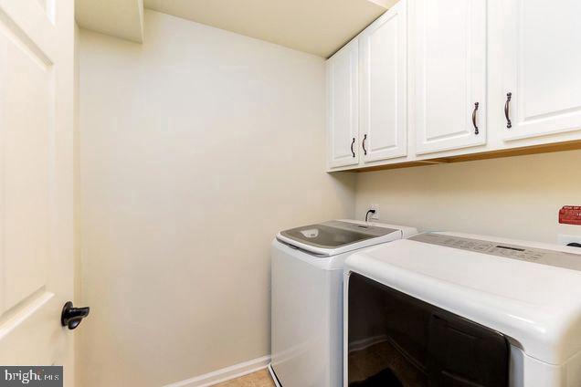 Laundry Room - 180 LONG POINT DR, FREDERICKSBURG