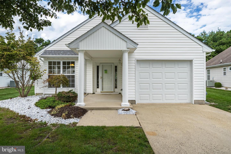 Single Family Homes pour l Vente à Manchester Township, New Jersey 08759 États-Unis