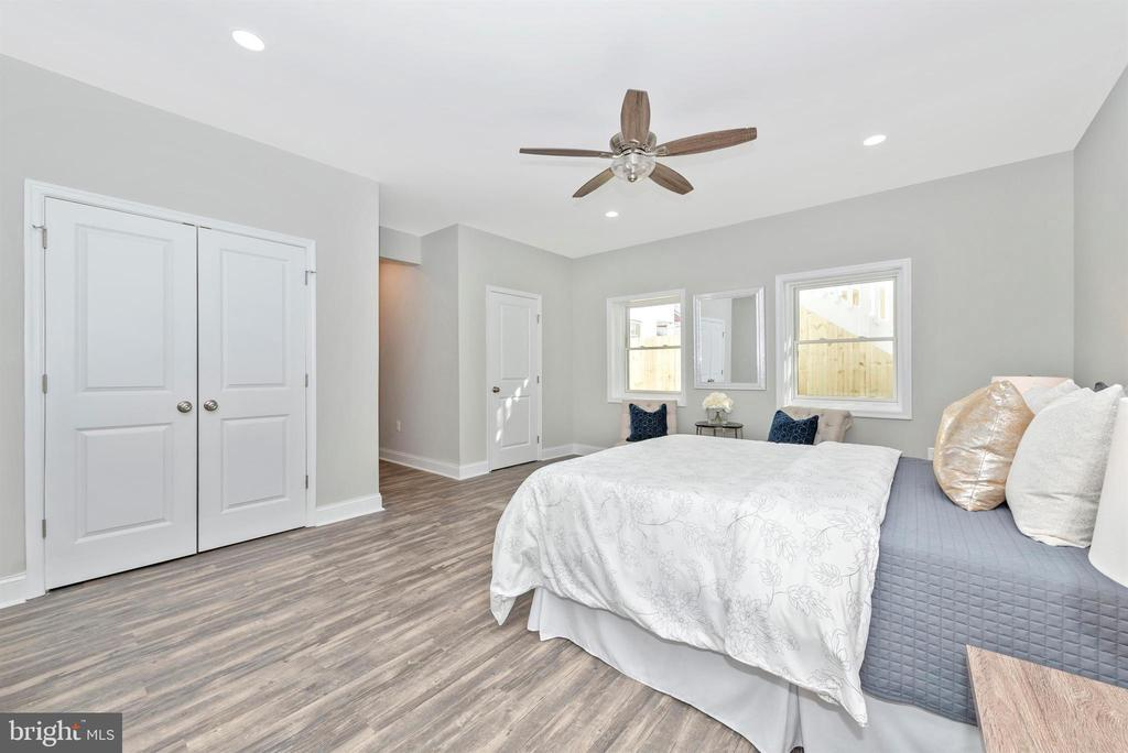 Master Bedroom - 118 W ALL SAINTS ST, FREDERICK