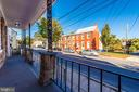 Exterior Front/Porch View - 118 W ALL SAINTS ST, FREDERICK