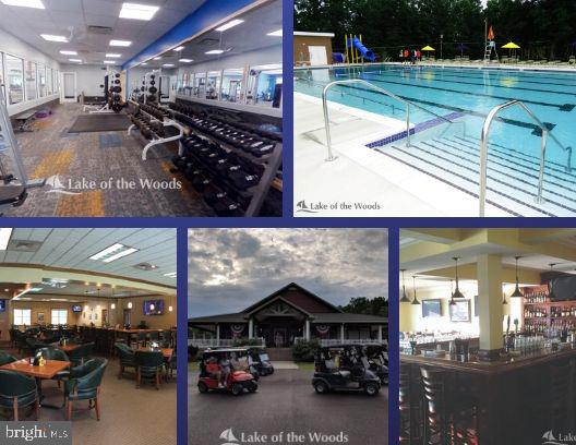 Community amenities include pubs & sports - 143 EAGLE CT, LOCUST GROVE