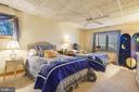 Lower level bedroom - 1 DEMYAN DR, ANNAPOLIS