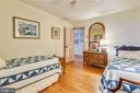 Alternate view of first floor bedroom - 1 DEMYAN DR, ANNAPOLIS
