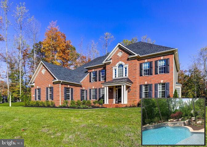 Single Family Homes pour l Vente à Davidsonville, Maryland 21035 États-Unis