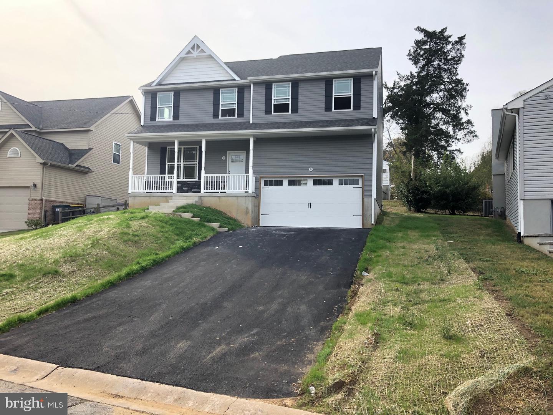 Property voor Verkoop op Wilmington, Delaware 19808 Verenigde Staten