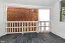 Balcony - 120 W ALL SAINTS ST, FREDERICK