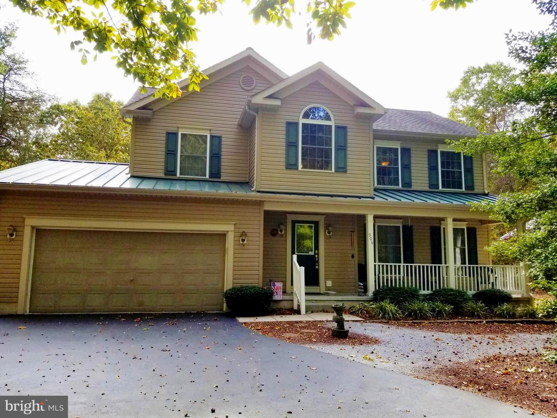 Single Family Homes för Försäljning vid Marydel, Delaware 19964 Förenta staterna