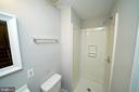 LOWER LEVEL FULL BATH 1 - 14308 ARTILLERY CT, CENTREVILLE