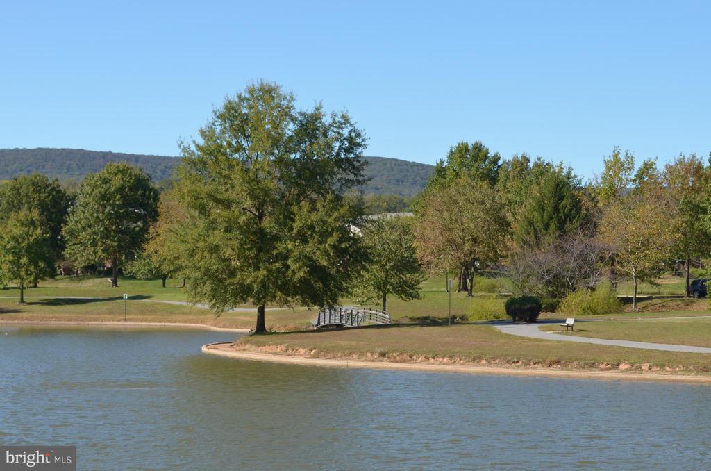 Gorgeous lake and  mountain scenes 2 minute walk! - 2498 LAKESIDE DR, FREDERICK