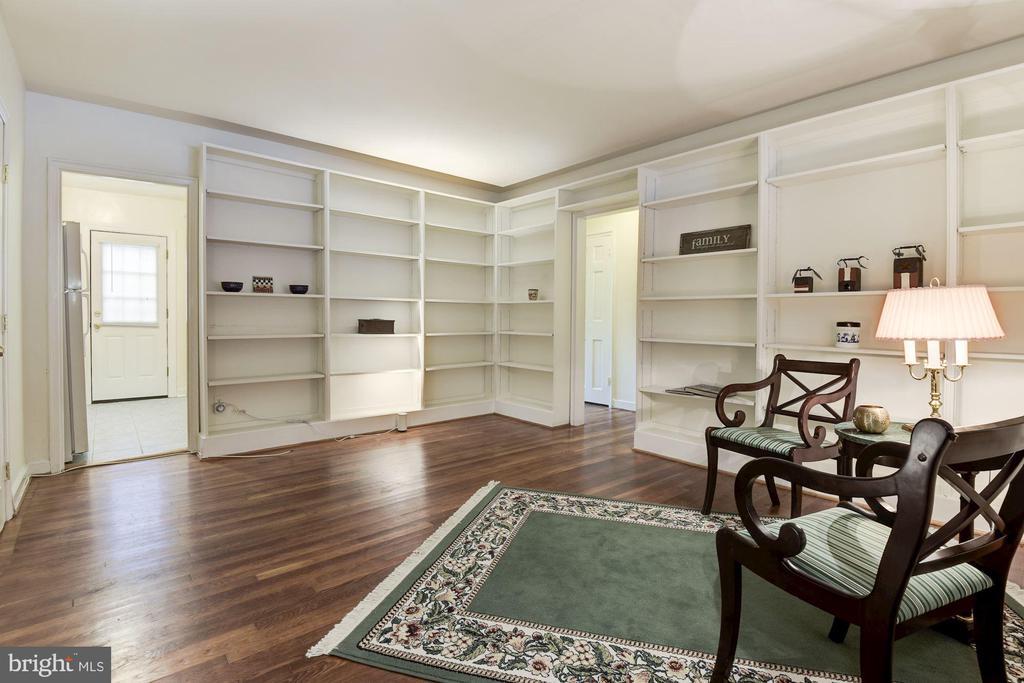 Living Room - 316 ASHBY ST #D, ALEXANDRIA