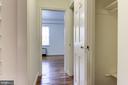 Hallway - 316 ASHBY ST #D, ALEXANDRIA