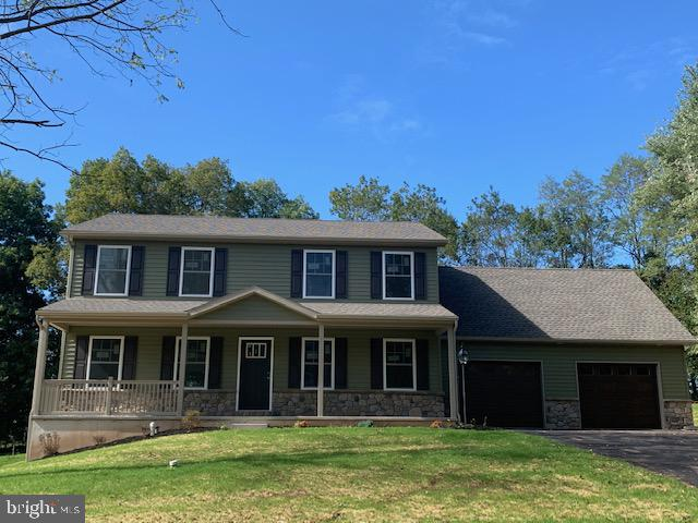 Single Family Homes للـ Sale في Schaefferstown, Pennsylvania 17088 United States