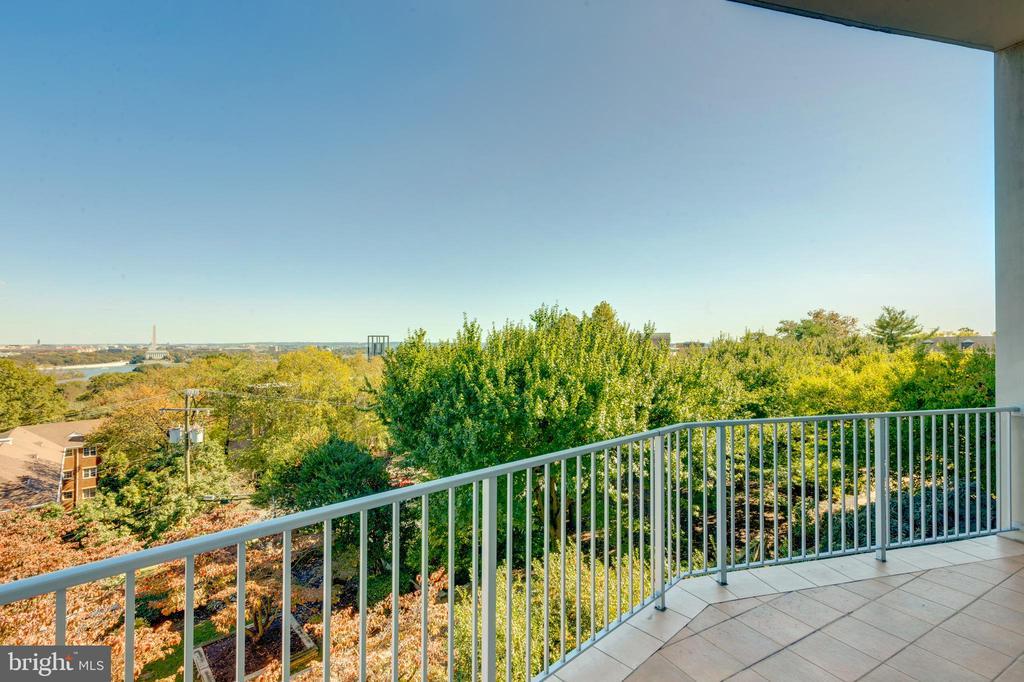 Balcony - 1200 N NASH ST #538, ARLINGTON