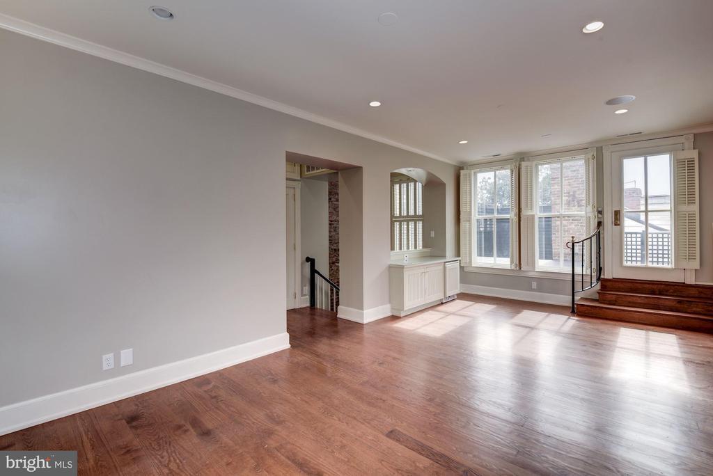 3rd Bedroom - 3340 N ST NW, WASHINGTON