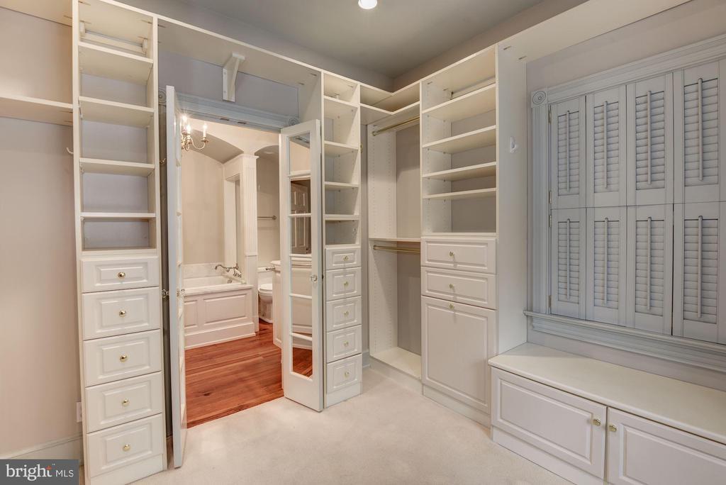 Walk-In Closet - 3340 N ST NW, WASHINGTON