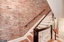 Stairs to Third Level - 3340 N ST NW, WASHINGTON