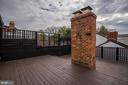 Private Rooftop Deck - 3340 N ST NW, WASHINGTON