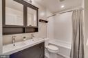 3rd full bathroom - 512 N LITTLETON ST, ARLINGTON