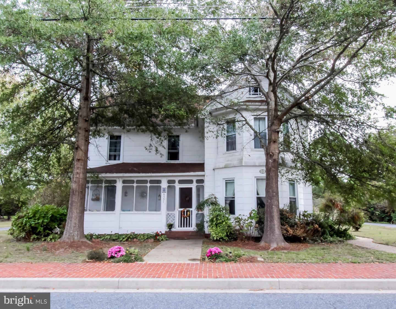 Single Family Homes 为 销售 在 Quantico, 马里兰州 21856 美国