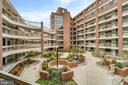 Protected Outdoor Courtyard - 1951 SAGEWOOD LN #509, RESTON