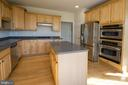 Plenty of cabinets, natural light and a pantry - 5526 W RICH MOUNTAIN WAY, FREDERICKSBURG