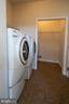 Laundry room and storage area - 5526 W RICH MOUNTAIN WAY, FREDERICKSBURG