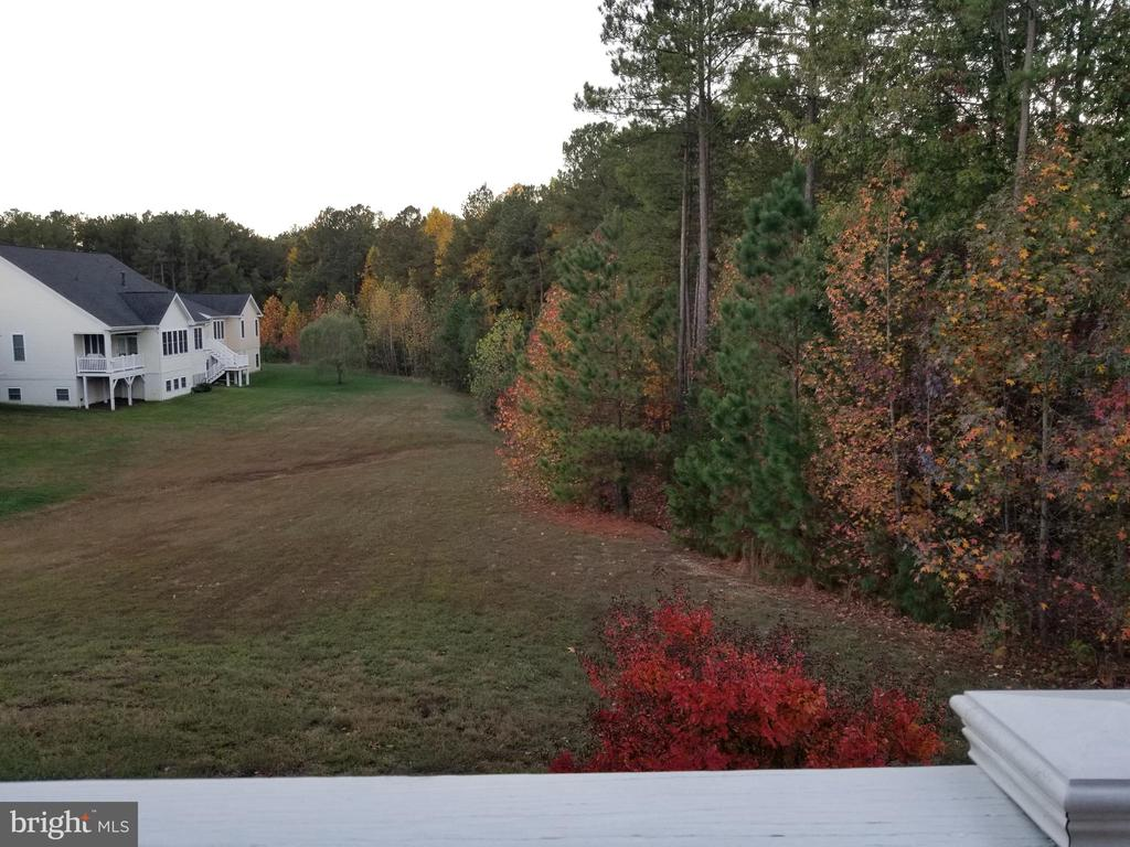 Great views from several sides of home - 5526 W RICH MOUNTAIN WAY, FREDERICKSBURG