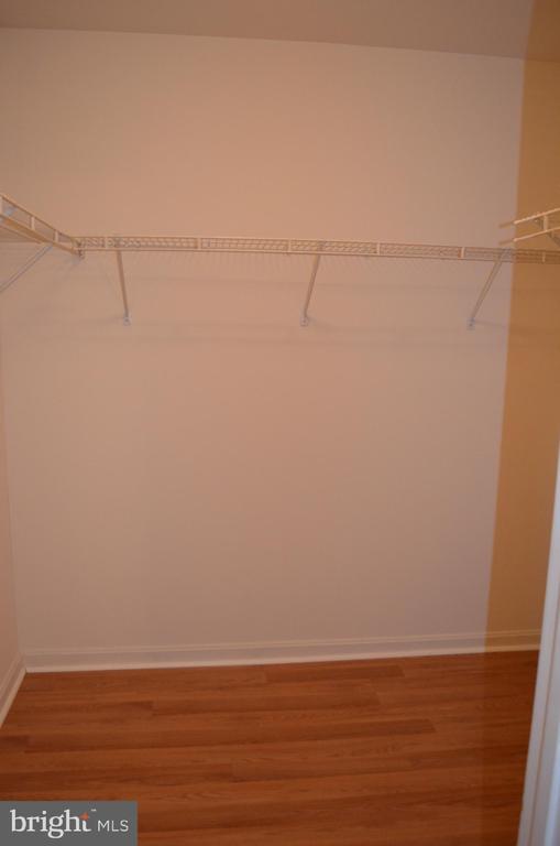 Huge walk-in master closet - 2498 LAKESIDE DR, FREDERICK