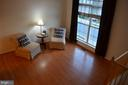 Bright room with large windows - 2498 LAKESIDE DR, FREDERICK