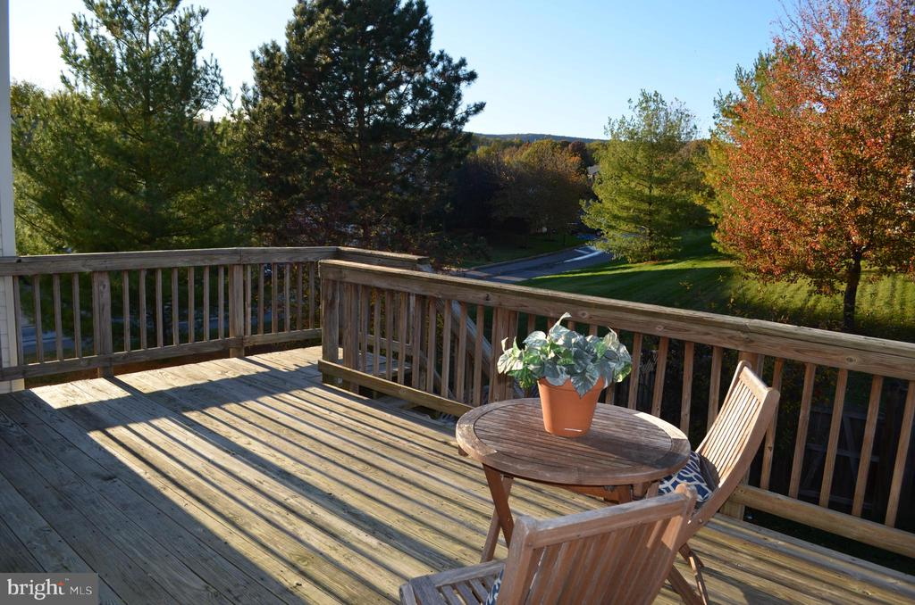 Relax and enjoy watching the sunset! - 2498 LAKESIDE DR, FREDERICK