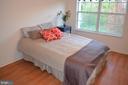 Master bedroom - 2498 LAKESIDE DR, FREDERICK
