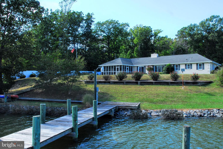 Single Family Homes のために 売買 アット Reedville, バージニア 22539 アメリカ
