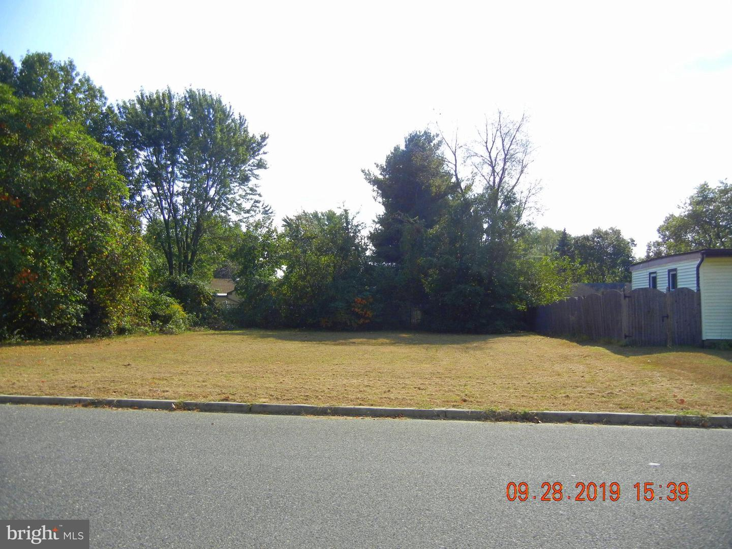 Land for Sale at Thorofare, New Jersey 08086 United States