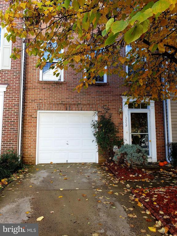 EXTERIOR VIEW - 13959 GILL BROOK LN, CENTREVILLE