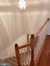 VIEW OF UP STAIRWAY - 13959 GILL BROOK LN, CENTREVILLE
