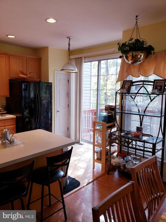 VIEW OF MORNING ROOM - 13959 GILL BROOK LN, CENTREVILLE