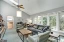 Fabulous Family Room/Play Room/Additional Bedroom - 2318 44TH ST NW, WASHINGTON