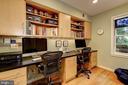 Office/Homework Area - 2318 44TH ST NW, WASHINGTON